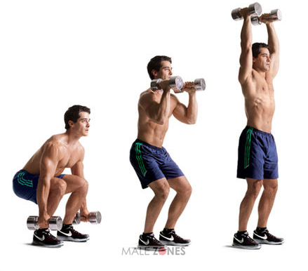 dumbbell-clean-and-press