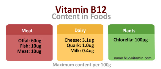 vitamin-b12-sources-foods